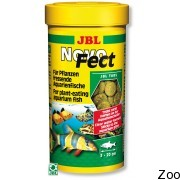 Корм JBL Novo Fect в виде таблеток для растительноядных рыб (18376)