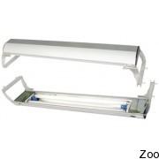 Аквариумный светильник Resun DL 15R Silver (27510)