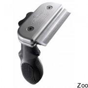 Furminator Furminator Deluxe Medium - фурминатор средний - 6,5 см