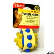 Hartz игрушка-мина для массажа десен диаметр 9 см н99388