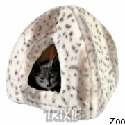 "Trixie домик для маленьких пород собак и котов ""лейла"" 40х40х30см (3714)"