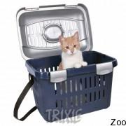Trixie переноска мини-капри, сине-серебрянная (39792)