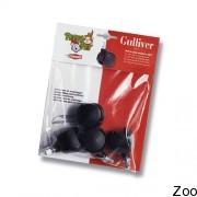 Колеса Для Переносок Stefanplast Gulliver №1,2,3 (96330)