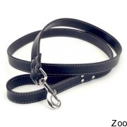 Coastal Pet Products. Inc. Perimeter Stitch кожаный поводок