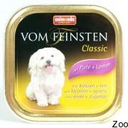 Консервы Animonda Vom Feinsten с ягненком и индейкой для взрослых собак