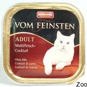 Консервы Animonda Vom Feinsten мясной коктейль для кошек