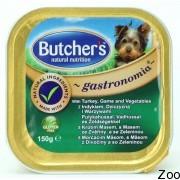 Консервы Butchers Gastronomia Tutrkey, Game, Vegetables паштет с индейкой, дичью и овощами