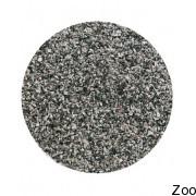 Грунт Flamingo из мелкого гравия, черно-белый (32820)