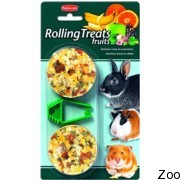 Лакомство Padovan Rolling Treats flowers для грызунов (PP 00428)