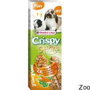 Лакомство Versele-Laga Crispy Sticks Carrot для кроликов и свинок (620601)