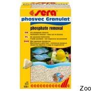 Фильтрующий материал Sera Phosvec Granulat для устранения фосфатов (08415)