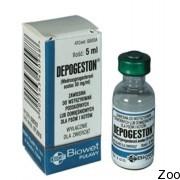 Препарат для регуляции половой активности Bioveta Depogeston для собак