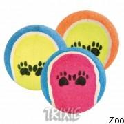 Trixie мяч теннисный 6,4 и 10 см (3475-3476)