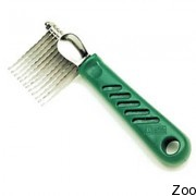 Coastal Pet Products. Inc. Safari Dematting Comb Колтунорез Прямой Для Собак И Котов (W6116)