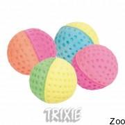 Trixie мячи из губки 4см (4095)