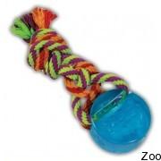 """Petstages Orka Dental Puck игрушка для собак """"орка шайба с канатом"""" (Pt 232)"""