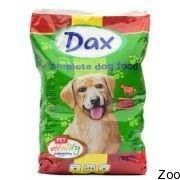 Корм DAX с говядиной для собак