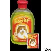 Шампунь Produkt 3 в 1 для длинношерстных кошек