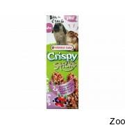 Лакомство Versele-Laga Crispy Sticks Forest Fruit для шиншилл и кроликов (620625)