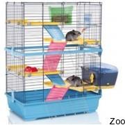 Клетка Imac Double 80 для шиншилл и кроликов (06754)