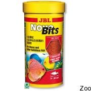 Гранулированный корм JBL Novo Bits для дискусов и другой привередливой тропической рыбы (18327)