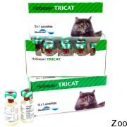 Вакцина Intervet Trikat для кошек