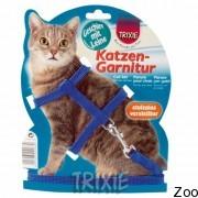 Trixie шлея д/котов нейлон (4185)