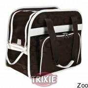 """Trixie сумка """"Alisha"""" нейлоновая коричнево-кремовая (36421)"""