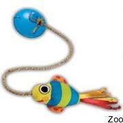 """Petstages Dangling Fish """"рыбка на присоске"""" (Pt381)"""