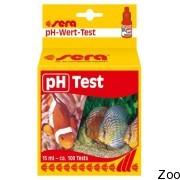 Тест Sera pH-Wert-Test для определения уровня кислотности (04310)