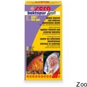 Препарат Sera Baktopur Direct против тяжелых бактериальных поражений у пресных и морских рыб (02595)