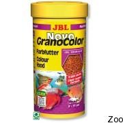 Корм JBL Novo GranoColor Mini в виде гранул для усиления окраса рыб (18339)