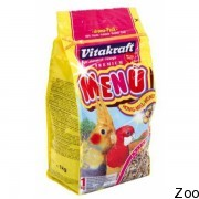 Cухой корм Vitakraft Menu для австралийских попугаев (21003)