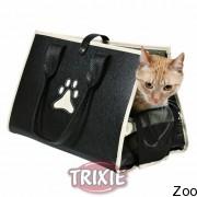 "Trixie сумка ""Nastasja"" кожзам чёрн./кремов. (36411)"