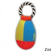 """Petstages Toss & Retrieve игрушка для собак """"груша с кольцом текстильная"""" (Pt 156)"""