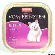 Консервы Animonda Kitten Vom Feinsten с ягненком для котят