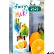 Палочки Fiory Sticks для волнистых попугаев с апельсином (2570-05)