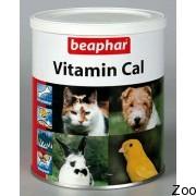 Витаминно-минеральная пищевая добавка Beaphar Vitamin Cal для птиц (12503)