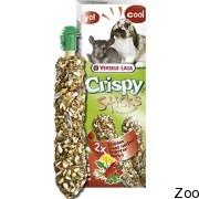 Лакомство Versele-Laga Crispy Sticks Herbs для шиншилл и кроликов (620632)