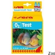 Тест Sera Sauerstoff-Test для определения уровня содержания кислорода (04914)