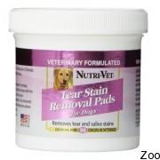 Влажные салфетки Nutri Vet для удаления пятен от слез и слюны у собак (99937)