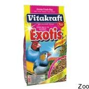 Cухой корм Vitakraft Exotis для экзотических птиц (21318)