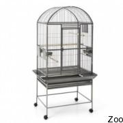 Вольер Savic Canberra Bow для попугаев, темно-серый (5683_0048)