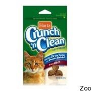 Hartz лакомство для кошек от зубного камня с говядиной, 85 гр. (H 11449)