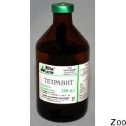 Витаминный комплекс Нита-Фарм Тетравит для собак и котов