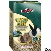 Наполнитель Versele-Laga Cubetto straw для туалетов из прессованной соломы (230923)