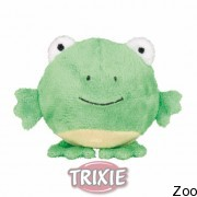 Trixie Trixie лягушка плюшевая музыкальная (36201)