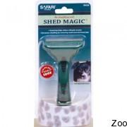 Safari Shed Magic Инструмент Для Удаления Линяющей Шерсти У Кошек