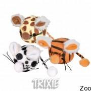 Trixie мыши-мячи 4,5см (4554)