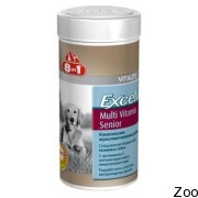 8 In 1 Excel Multi Vitamin Senior (108696)